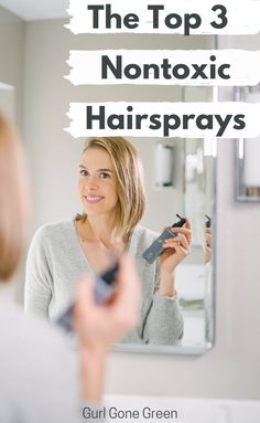 Sharing my favorite organic hairspray products on the blog. These clean beauty brands make it so much easier to switch to a nontoxic hairspray! #nontoxichairproducts #nontoxichaircare #nontoxichairspray #organichairbrands #organichair #organichairproducts #organichaircare #organichairstyles #naturalhairproducts #naturalbeautybrands #naturalbeautytips #hairtips #cleanbeautybrands Organic Hair Care, Organic Makeup, Organic Beauty, Natural Beauty Tips, Clean Beauty, Natural Hair Styles, Perfect Eyeliner, Best Lashes, Dewy Skin