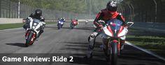 Alweer zo'n belachelijk positieve game review! Dit keer van Ride 2!