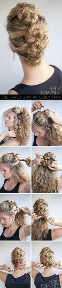 Enjoyable Hairstyles With Ribbons Cute Hairstyles Pinterest Easy Hairstyles For Women Draintrainus