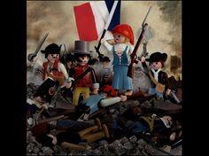 'La liberté guidant le peuple' (Delacroix)