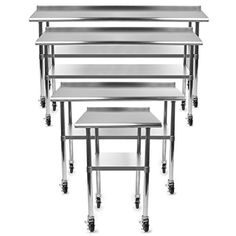 Gridmann NSF Stainless Steel Commercial Kitchen Prep & Wo... https://www.amazon.com/dp/B016CIGSXQ/ref=cm_sw_r_pi_dp_x_c4R7yb77E9H8Y