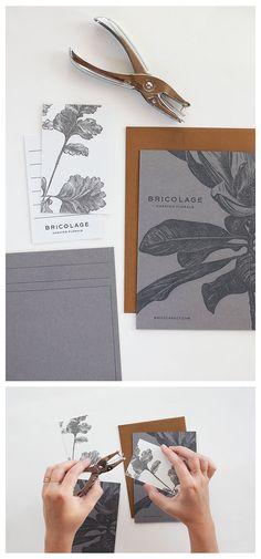 Bricolage Branding / By Go Forth Creative