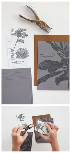 Bricolage Branding / By Go Forth Creative