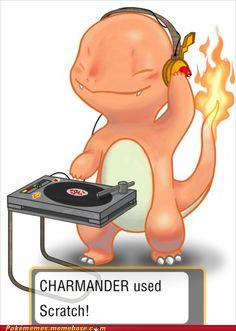 pokémon - DJ Char Char