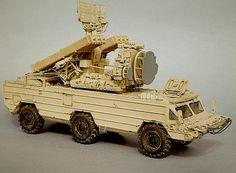 SA8 Gecko #scale #model #modern #russian #sa8 #gecko