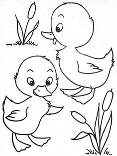 Easter Coloring Pages, Disney Coloring Pages, Animal Coloring Pages, Coloring Book Pages, Coloring Sheets, Coloring Pages For Kids, Applique Patterns, Applique Designs, Quilt Patterns