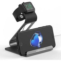 Apple Smart Watch Series 2 Charging Stand Bracket Docking Station Cradle Holder #Mercase