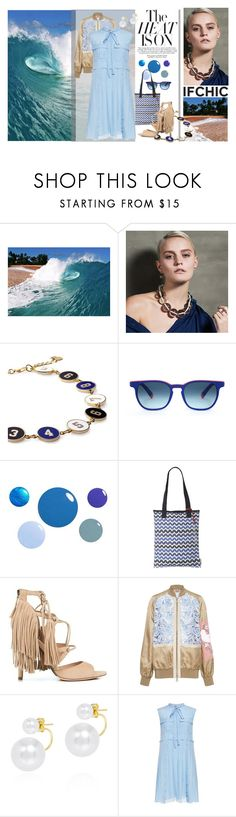 """Summer Sale"" by andrea-pok on Polyvore featuring Monday Edition, Etnia Barcelona, Sophia, Marissa Webb, N°21, Fallon, travel, summersale and ifchic"
