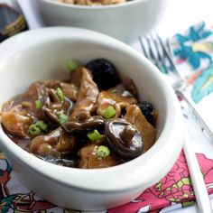 This recipe for Chicken with Chinese Mushrooms is so good and so authentic, your guests will think it came from a Chinese restaurant! I recently discovered a Chinese grocery in  my town.  I have al...