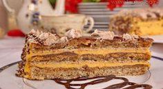 Žerbo torta (original recept) Emil Žerbo je izmislio mašinsku proizvodnju čokolade. U svojoj poslastičarnici je nudio stotine vrsta kolača, ukusne torte s kremom od putera, punjene čok