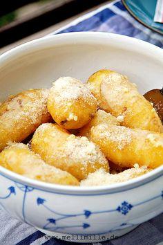 Parmesankartoffeln