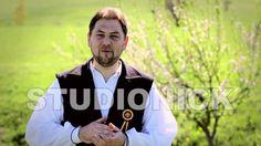Marius Ciprian Pop si Mihai Maris   Sat frumos si linistit Folk, Youtube, Forks, Folk Music
