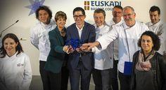 """Basque Culinary World Prize. Sacando """"chispas"""" a la mejor imagen internacional de los vascos"""