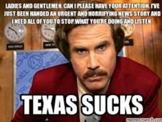 Image result for north texas sucks memes
