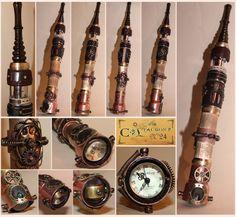 e-cigarette epipe MOD vape steampunk number 24 by Cirdann72 on ...