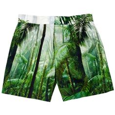 DRIES VAN NOTEN Perfect Shorts ($220) ❤ liked on Polyvore