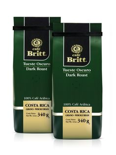 Cafe Britt Costa Rica Dark Roast Whole Bean Coffee >>> To view further for this item, visit the image link.