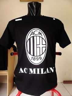 Men Shirt : AC Milan - AS Roma - PENYU Clothing