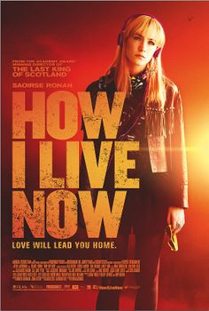 How I Live Now. Found out after i watched it that it was based on a book. It must have been a great book! Love this modern war/romance movie.