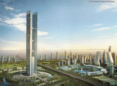 151 Incheon Twin Towers - the world's tallest twin buildings! Each tower has 102 floors and 3 skybridges. Scheduled to finish in 2015. Gotta take a peek beneath all the scaffolding while there!
