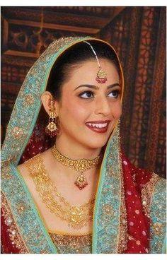 Model Dresses: Pakistani Bridal Dresses