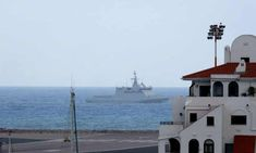 A Spanish navy warship ordered two commercial ships to leave British waters off Gibraltar yesterday, the territory's government has said.The crew of the Spanish patrol boat Tornado can be heard in a British Overseas Territories, New Spain, Inflatable Boat, Navy Ships, Uk News, Royal Navy, The Guardian, Sailing, Spanish