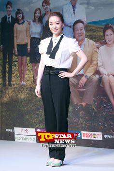 박선영, '연하남과 결혼하긴해도 연하남 킬러는 아니에요~' …MBC 그대 없인 못살아 제작발표회 현장 [K-STAR PHOTO]