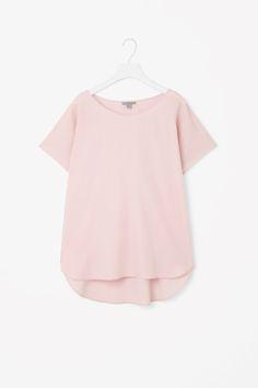 Lightweight cotton top