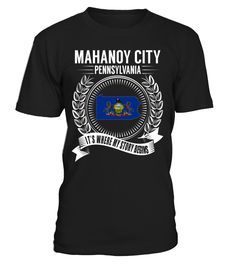 Mahanoy City, Pennsylvania - It's Where My Story Begins #MahanoyCity