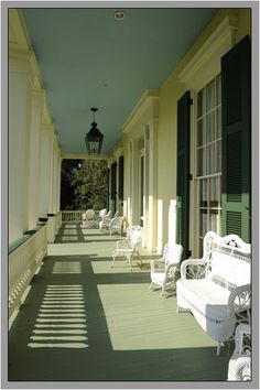 Historic Southern Homes: Bocage Plantation #702parkproject #bocageplantation #southern