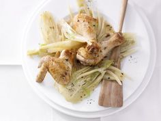 Spiced Chicken with Fennel | Eat Smarter