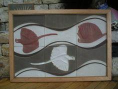 Patricia Chica, mural en cerámica para cliente particular