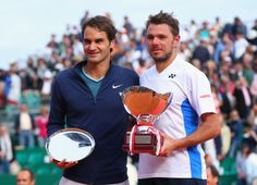 Roger Federer - ATP Masters Series: Monte Carlo Rolex Masters - Day Eight