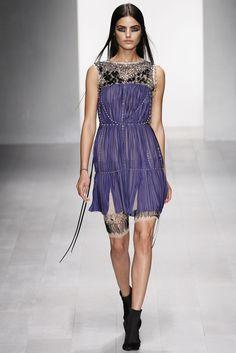 Marios Schwab Spring 2013 Ready-to-Wear Fashion Show