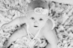 6 month baby girl picture ideas | Month Baby Girl - Studio Twelve Ten