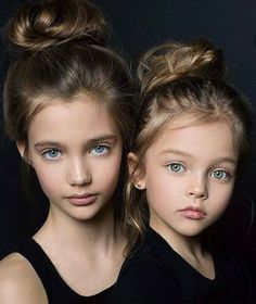 ♥ Yana Kozlova with Anna Pavaga The Most Beautiful Girl, Beautiful Children, Beautiful Eyes, Beautiful Clothes, Beautiful Pictures, Anna Pavaga, Non Plus Ultra, Kristina Pimenova, Cute Young Girl