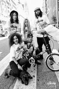 Madrid #stussy #crew #madrid