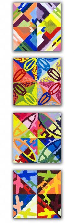 Radial Balance/Color Theory