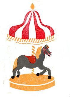 Léa Maupetit, petit cheval de manège
