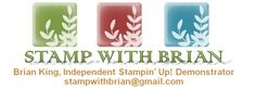 Stamp with Brian