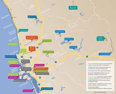 28 Best Trails to Hike, Bike, Run & Stroll in San Diego - San Diego Magazine - April 2012 - San Diego, California