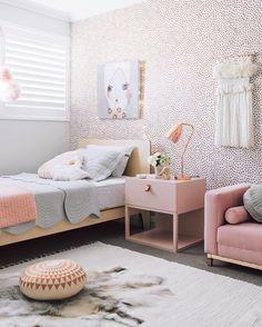 Tendencias habitaciones juveniles 2017 : Repasamos con vosotros las últimas tendencias en decoración de habitaciones juveniles 2017. Los colores que más se llevan, los estampados, patrones, comple