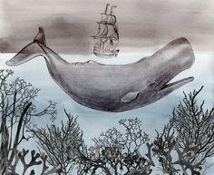 The Sea by maiautumn