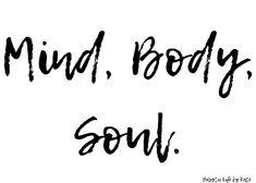 How To Create A Healthy Mind, Body & Soul Balance. - Holistic Life by Kate How To Create A Healthy Mind, Body & Soul Balance. - Holistic Life by Kate Yin Yoga, Yoga Meditation, Holistic Approach To Health, Holistic Wellness, Body And Soul, Mind Body Soul, Impingement Syndrom, Citations Yoga, Soul Tattoo