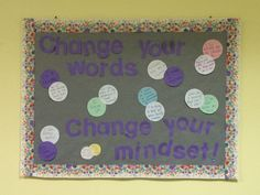 my version of a growth mindset bulletin board - the adventurous school counselor