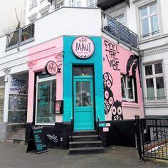 fresh Hawaiian Food und leckerer Mittagstisch bei den Maui Poke Guys Karoviertel Hamburg