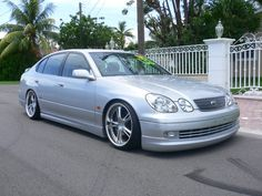 Toyota Aristo photos, picture # size: Toyota Aristo photos - one of the models of cars manufactured by Toyota Lexus Cars, Jdm Cars, Toyota Cars, Auto Toyota, Lexus Lineup, Lexus Gs300, Misfit Toys, Car Mods, Custom Cars