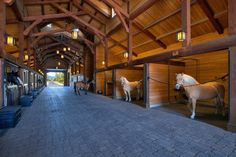 [divide] Location: 16400 Jordan Road, Sisters, OR Square Fo Dream Stables, Dream Barn, Luxury Horse Barns, Horse Barn Designs, Horse Barn Plans, Horse Ranch, Horse Stalls, Horse Farms, Horses