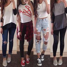 1, 2, 3 or 4??? credit @rinasenorita  #americanstyle