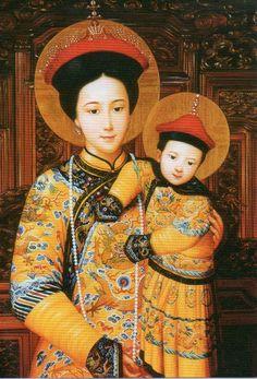 María de China.